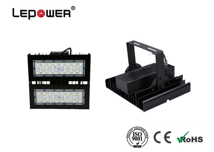 High Luminouscommercial LED Flood Lights , 80W LED Indoor Flood Lights 140LM / W