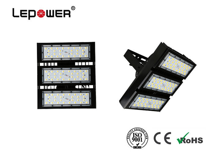Integrated Light Lens LED Tunnel Light 120W / 150W Aluminum Modular Design