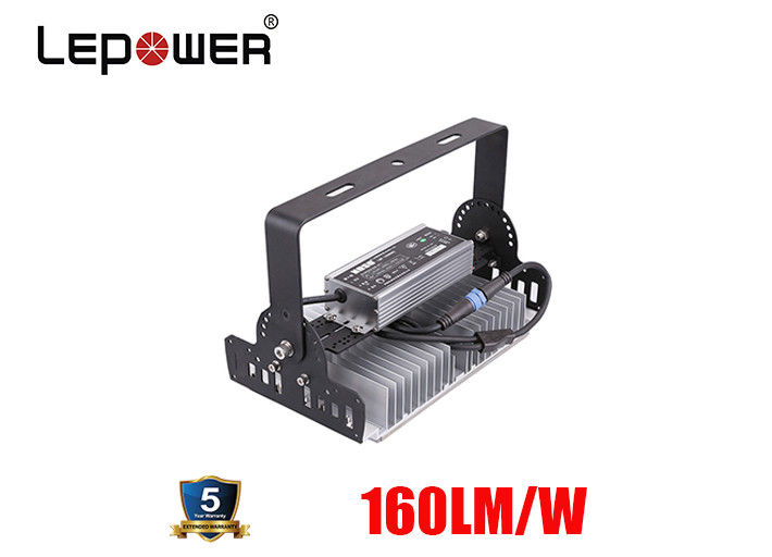 IP66 Led Flood Lights Outdoor High Power 100W 150W Aluminium With Bracket