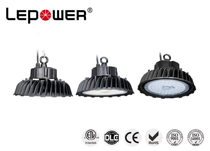 90 Degree High Bay Led Light Bulbs 6000K Waterproof IP66 150W For Factory Warehouse