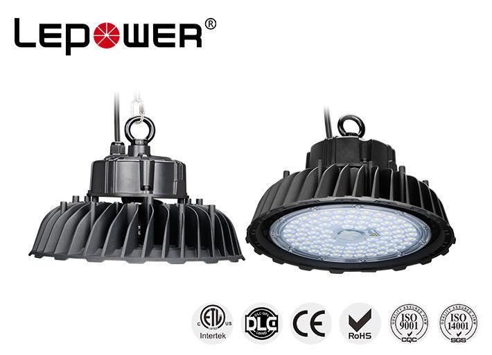 Ultra LED UFO High Bay Light 150W Super 50000 Hours Lifespan Sosen Driver High Power
