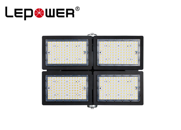 LED Stadium Flood Light  IP66 IK10 Rate MW Driver RA70 Energy Saving Design